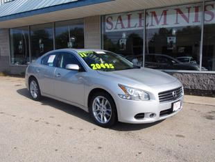 2011 Nissan Maxima S Sedan for sale in Salem for $19,495 with 44,629 miles.