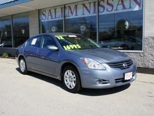 2012 Nissan Altima 2.5 Sedan for sale in Salem for $15,995 with 35,907 miles.