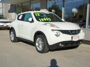 2012 Nissan Juke SL SUV for sale in Salem for $18,495 with 36,040 miles.