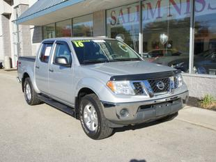 2010 Nissan Frontier SE Crew Cab Pickup for sale in Salem for $22,995 with 45,180 miles.