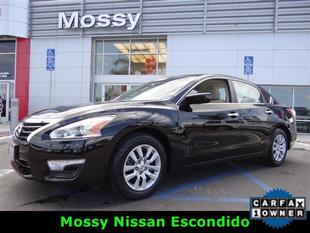 2013 Nissan Altima 2.5 S Sedan for sale in Escondido for $16,995 with 23,814 miles.