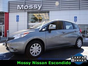 2014 Nissan Versa Note SV Hatchback for sale in Escondido for $15,995 with 2,773 miles.