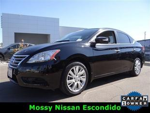 2013 Nissan Sentra SL Sedan for sale in Escondido for $17,995 with 25,113 miles.