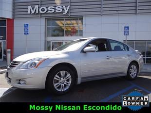 2012 Nissan Altima 2.5 S Sedan for sale in Escondido for $15,995 with 35,047 miles.