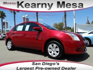 2012 Nissan Sentra 2.0 Sedan for sale in San Diego for $11,988 with 31,586 miles.