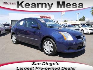 2012 Nissan Sentra 2.0 S Sedan for sale in San Diego for $12,978 with 47,976 miles.
