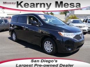 2012 Nissan Quest S Minivan for sale in San Diego for $19,988 with 37,432 miles.