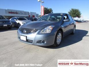 2012 Nissan Altima 2.5 S Sedan for sale in San Marcos for $16,988 with 13,850 miles.