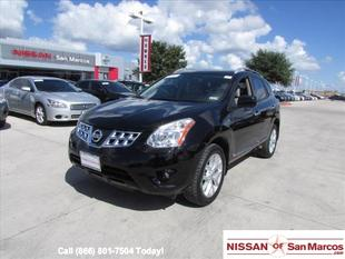 2012 Nissan Rogue SV SUV for sale in San Marcos for $18,988 with 57,342 miles.