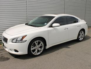 2012 Nissan Maxima SV Sedan for sale in Everett for $26,977 with 16,930 miles.