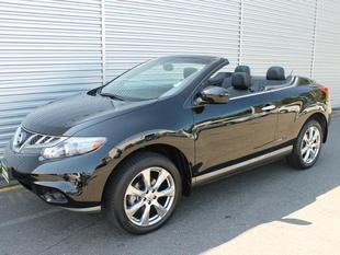 2014 Nissan Murano CrossCabriolet Base Convertible for sale in Everett for $34,988 with 6,361 miles.