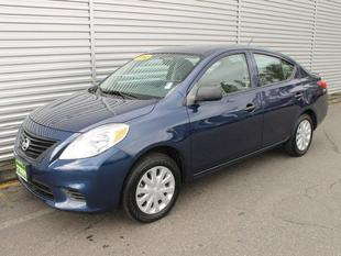 2012 Nissan Versa Sedan for sale in Everett for $11,488 with 13,350 miles.