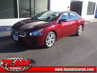 2012 Nissan Maxima SV Sedan for sale in Manchester for $24,110 with 18,035 miles.