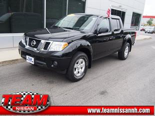 2012 Nissan Frontier SV Crew Cab Pickup for sale in Manchester for $23,823 with 20,105 miles.
