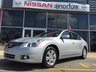 2011 Nissan Altima 2.5 S Sedan for sale in Norfolk for $14,500 with 27,656 miles.