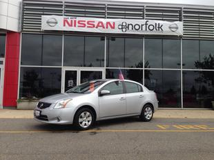 2012 Nissan Sentra 2.0 Sedan for sale in Norfolk for $14,000 with 38,000 miles.