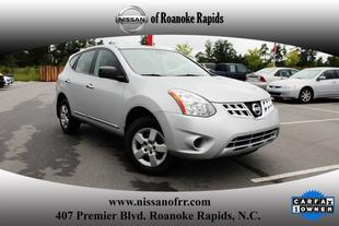 2012 Nissan Rogue SUV for sale in Roanoke Rapids for $18,992 with 22,560 miles.
