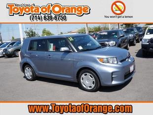 2012 Scion XB Base Wagon for sale in Orange for $17,599 with 16,919 miles.
