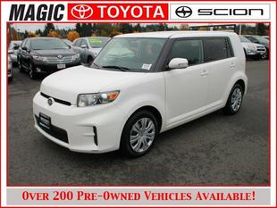 2012 Scion XB Base Wagon for sale in Edmonds for $14,995 with 45,704 miles.