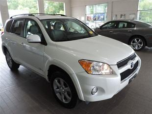 2012 Toyota RAV4 Limited SUV for sale in North Charleston for $24,990 with 27,918 miles.
