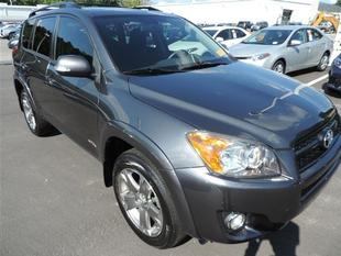 2011 Toyota RAV4 Sport SUV for sale in North Charleston for $21,990 with 28,655 miles.