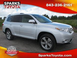 2011 Toyota Highlander Base SUV for sale in Myrtle Beach for $28,900 with 78,802 miles.