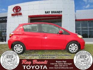 2014 Toyota Yaris Hatchback for sale in Kenner for $13,990 with 28,364 miles.