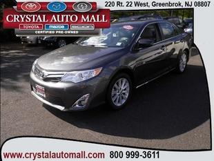 2012 Toyota Camry XLE Sedan for sale in Green Brook for $22,899 with 25,437 miles.