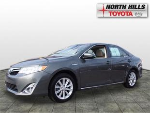 2012 Toyota Camry Hybrid XLE Sedan for sale in Pittsburgh for $20,991 with 44,703 miles.