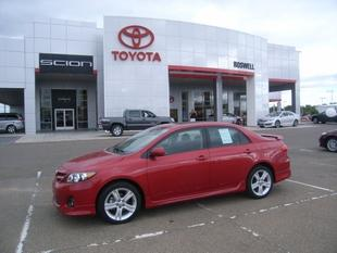 2013 Toyota Corolla Sedan for sale in Roswell for $21,500 with 44,795 miles.