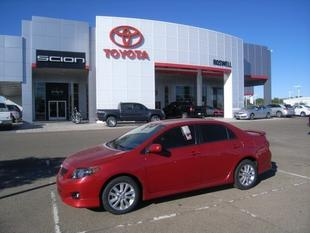2010 Toyota Corolla S Sedan for sale in Roswell for $14,995 with 32,318 miles.