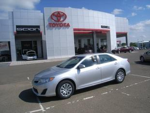 2013 Toyota Camry Sedan for sale in Roswell for $19,500 with 30,935 miles.