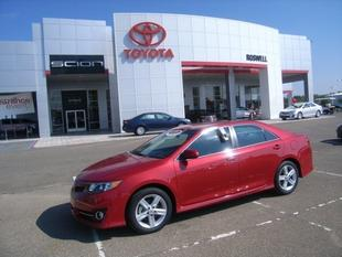 2014 Toyota Camry Sedan for sale in Roswell for $20,500 with 21,156 miles.