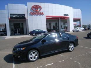 2014 Toyota Camry Sedan for sale in Roswell for $20,500 with 27,845 miles.