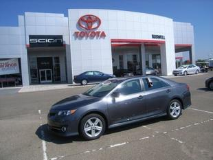 2014 Toyota Camry Sedan for sale in Roswell for $20,500 with 28,276 miles.