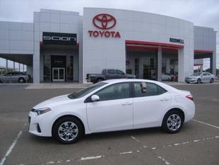 2014 Toyota Corolla Sedan for sale in Roswell for $29,500 with 16,598 miles.