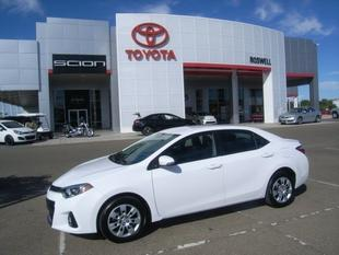 2014 Toyota Corolla Sedan for sale in Roswell for $19,895 with 15,062 miles.