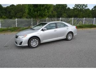 2012 Toyota Camry Hybrid LE Sedan for sale in Macon for $18,977 with 21,790 miles.