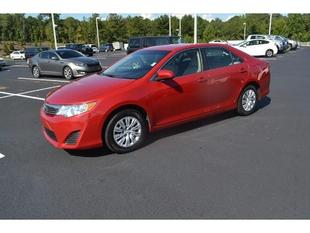 2012 Toyota Camry L Sedan for sale in Macon for $17,186 with 29,237 miles.