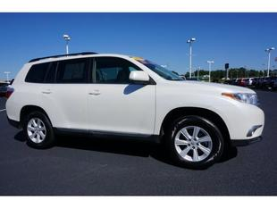 2013 Toyota Highlander SUV for sale in Macon for $29,995 with 21,020 miles.