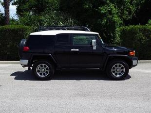 2011 Toyota FJ Cruiser Base SUV for sale in Savannah for $32,991 with 39,499 miles.
