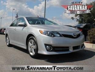 2014 Toyota Camry Sedan for sale in Savannah for $21,991 with 15,182 miles.
