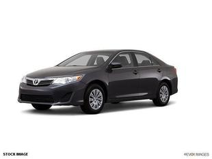 2012 Toyota Camry L Sedan for sale in Savannah for $17,991 with 23,428 miles.