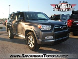 2011 Toyota 4Runner SR5 SUV for sale in Savannah for $26,991 with 27,824 miles.