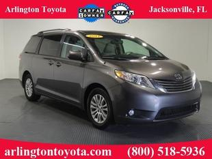 2011 Toyota Sienna Base Minivan for sale in Jacksonville for $20,891 with 76,348 miles.