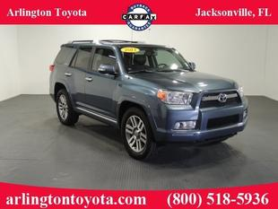 2011 Toyota 4Runner Limited SUV for sale in Jacksonville for $26,963 with 67,274 miles.