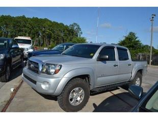 2010 Toyota Tacoma Double Cab Crew Cab Pickup for sale in Panama City for $23,995 with 42,631 miles.