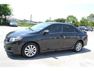 2010 Toyota Corolla S Sedan for sale in Panama City for $13,259 with 63,037 miles.