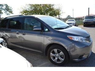 2014 Toyota Sienna Minivan for sale in Panama City for $26,362 with 32,844 miles.