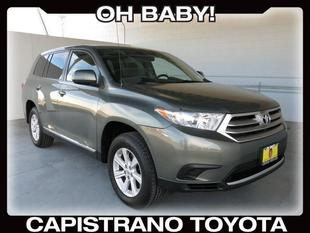 2011 Toyota Highlander Base SUV for sale in Los Angeles for $23,800 with 41,005 miles.